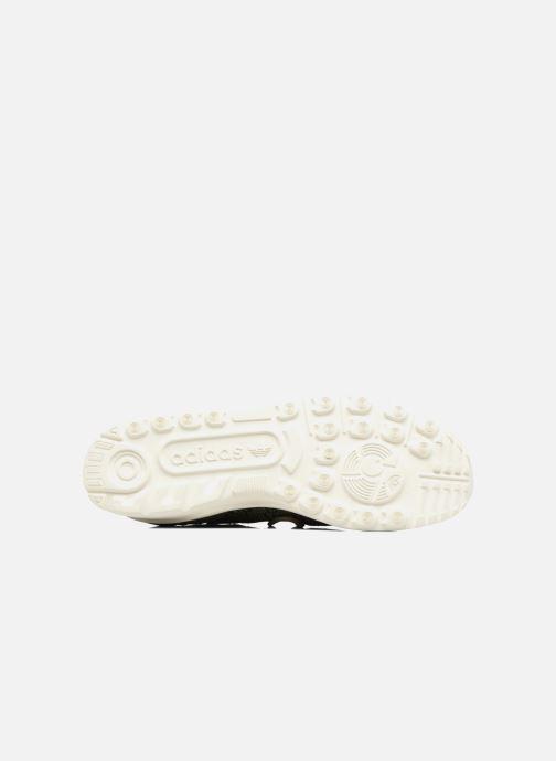 Sneaker adidas originals Zx Flux Adv Virtue Sock W grau ansicht von oben
