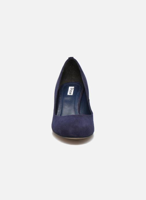 Escarpins Dune London Atlas Bleu vue portées chaussures