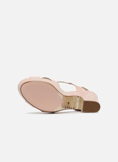 Sandales et nu-pieds Dune London Iyla Beige vue haut