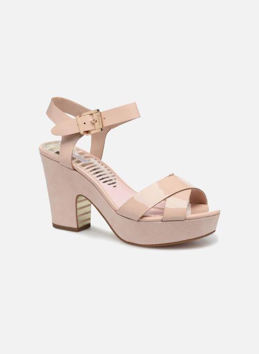 Sandales et nu-pieds Dune London Iyla Beige vue détail/paire
