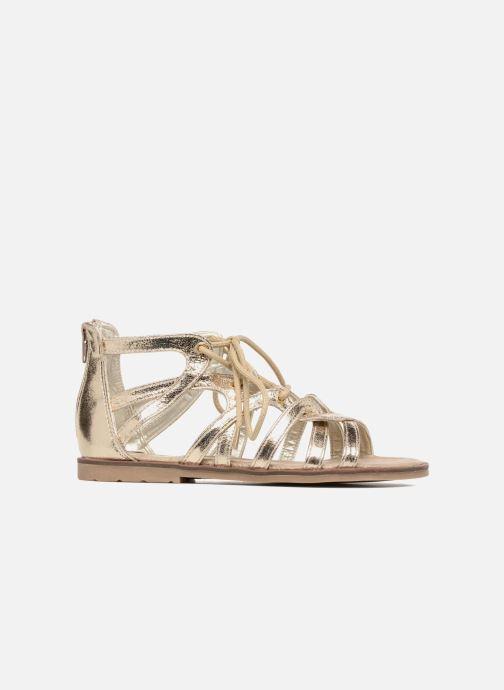 Sandali e scarpe aperte I Love Shoes SUMINIGLI Oro e bronzo immagine posteriore