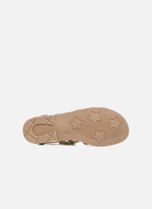Sandali e scarpe aperte I Love Shoes SUMINIGLI Oro e bronzo immagine dall'alto