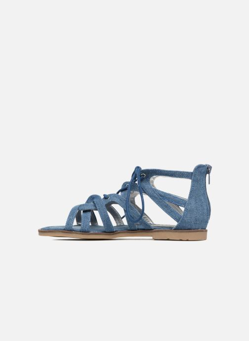 Sandals I Love Shoes SUMINIGLI Blue front view