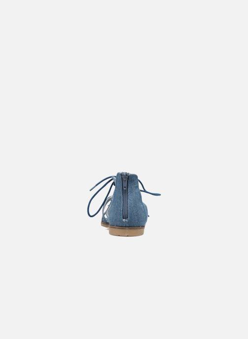 Sandales et nu-pieds I Love Shoes SUMINIGLI Bleu vue droite