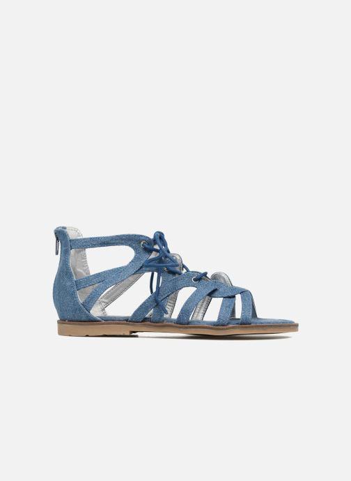 Sandales et nu-pieds I Love Shoes SUMINIGLI Bleu vue derrière