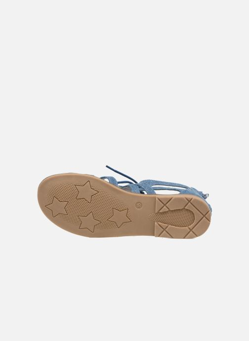 Sandals I Love Shoes SUMINIGLI Blue view from above