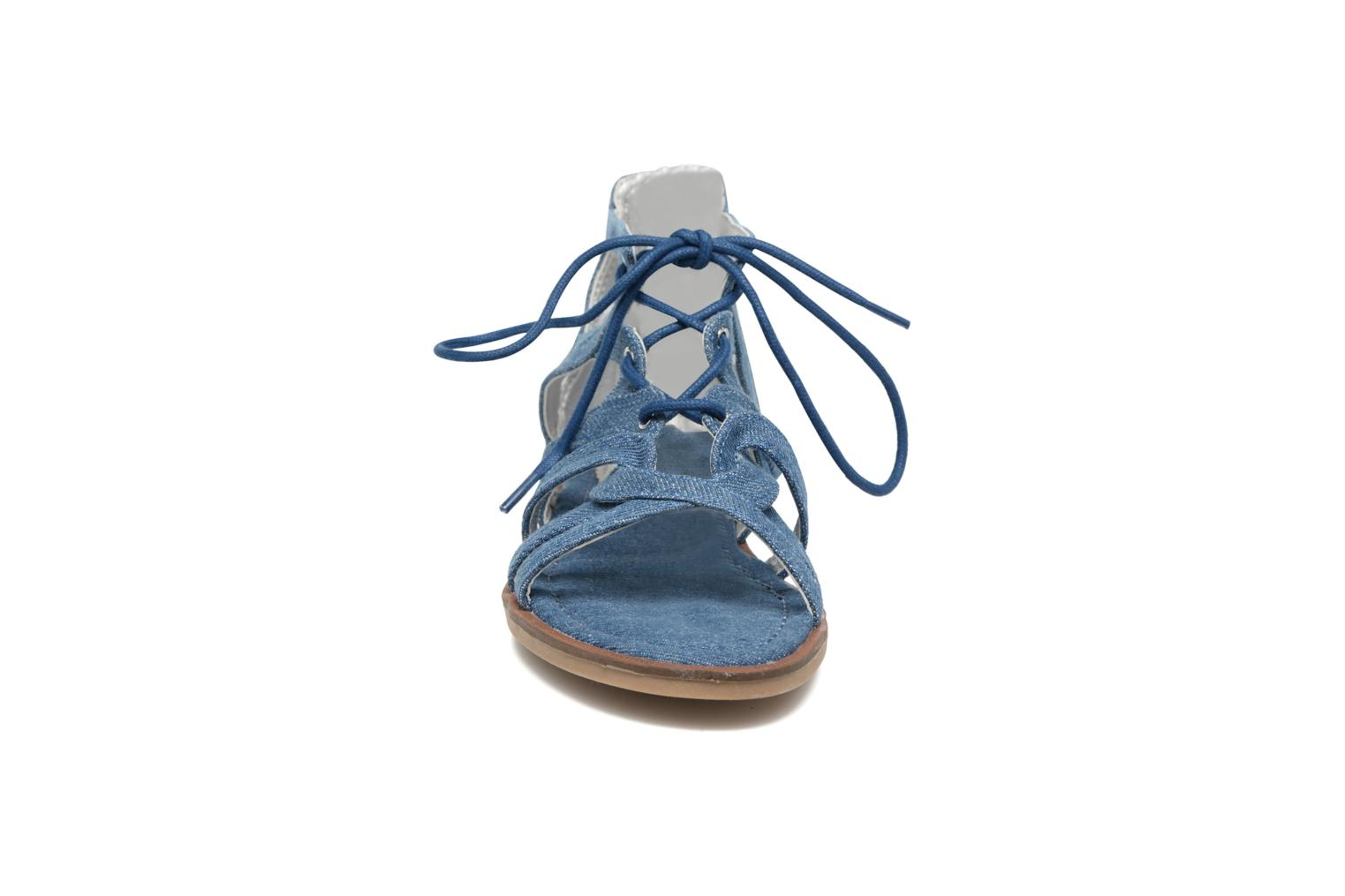 Sandalen I Love Shoes SUMINIGLI Blauw model