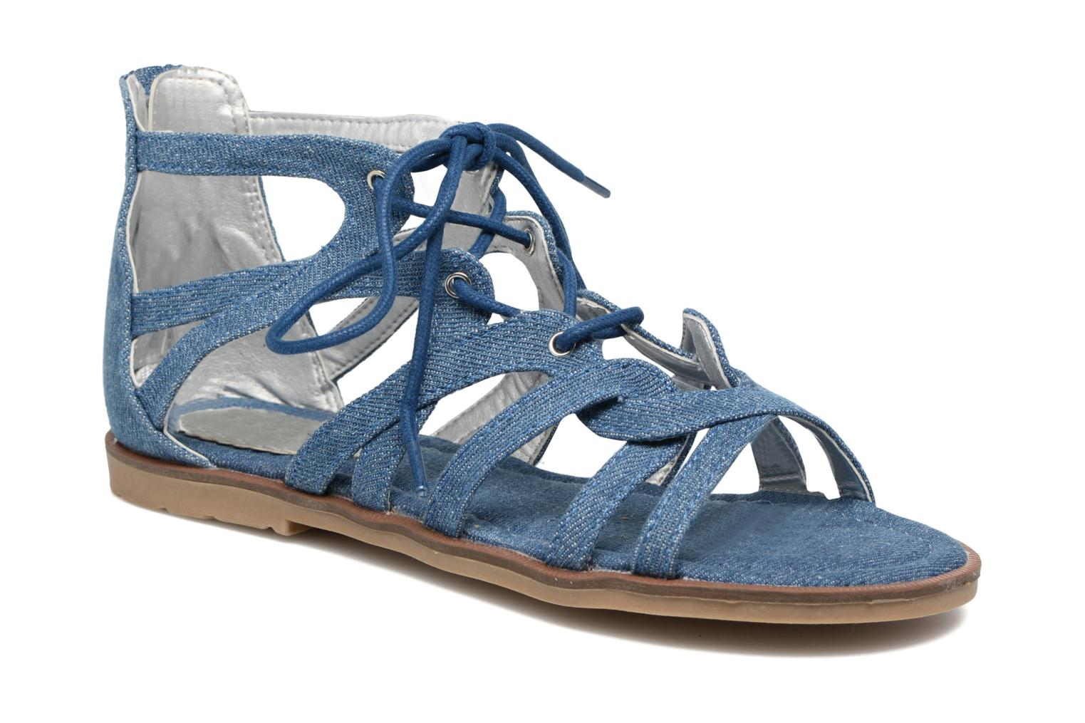 Sandalen I Love Shoes SUMINIGLI Blauw detail