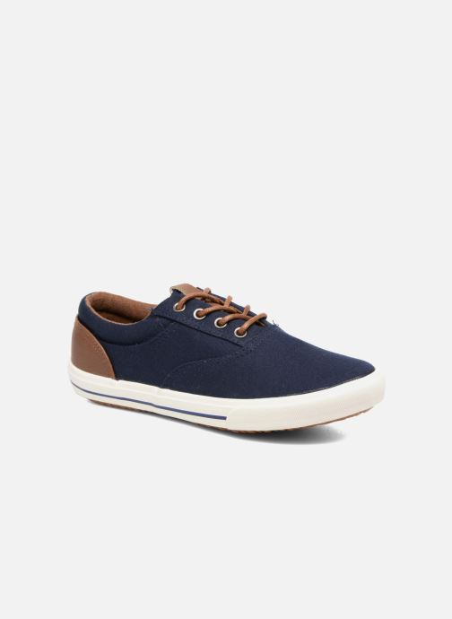 Baskets I Love Shoes SUCAN BOY Bleu vue détail/paire