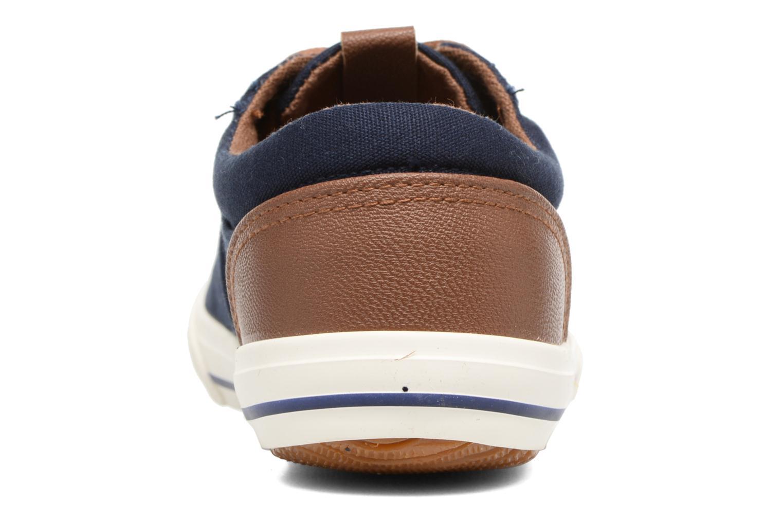 Baskets I Love Shoes SUCAN BOY Bleu vue droite