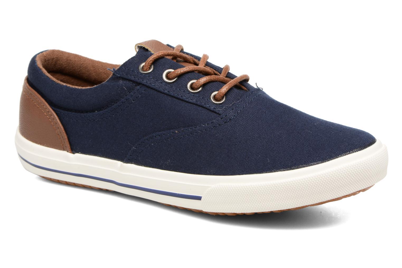 Baskets I Love Shoes SUCAN BOY Bleu vue détail/paire