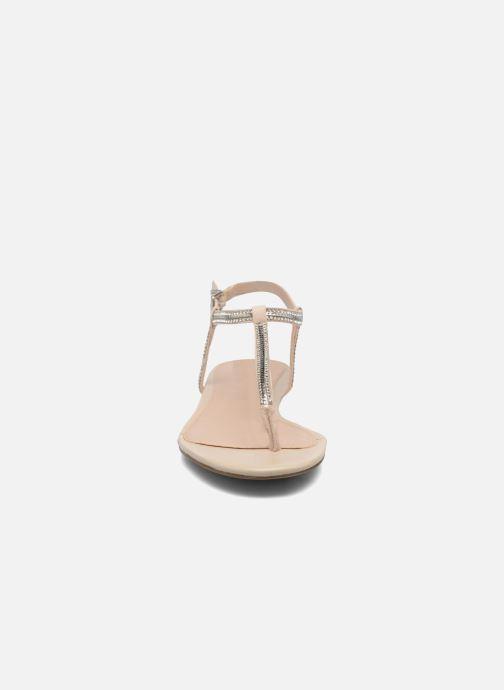 Sandales et nu-pieds Aldo DIAMANTE Beige vue portées chaussures