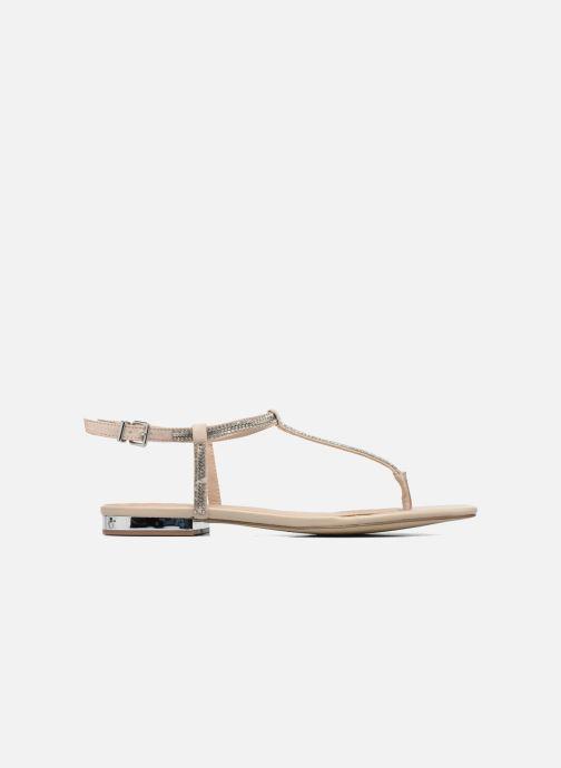 Sandales et nu-pieds Aldo DIAMANTE Beige vue derrière