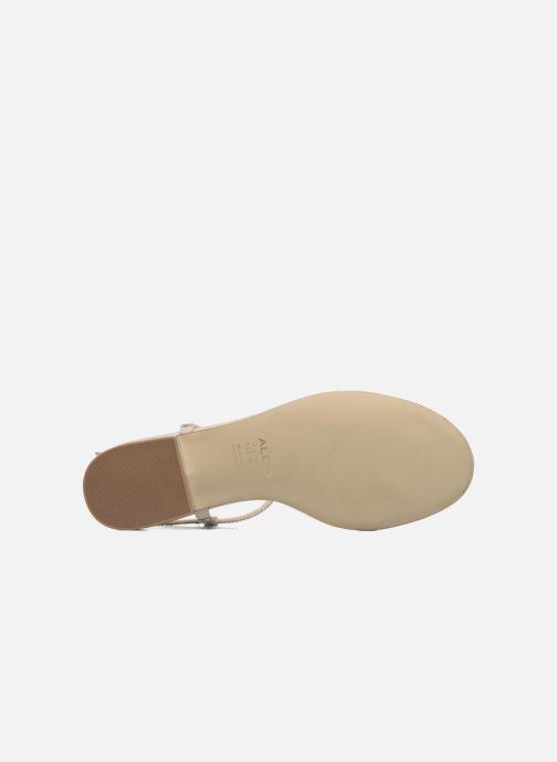Sandales et nu-pieds Aldo DIAMANTE Beige vue haut