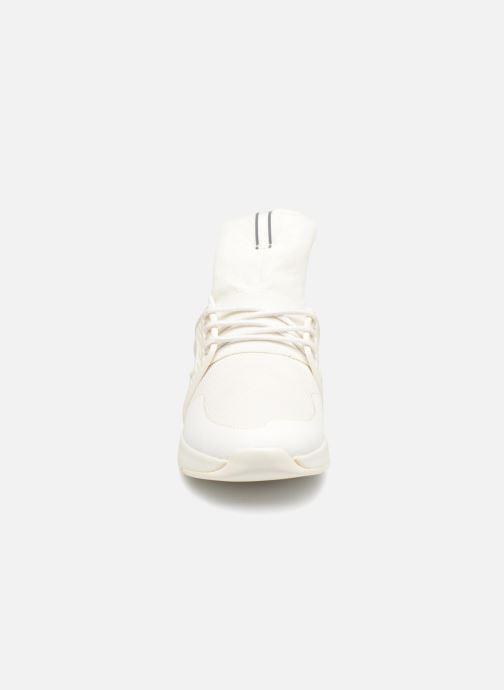 Baskets Aldo ZEAVEN Blanc vue portées chaussures