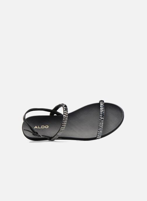 Synthetic96 Nu Black Sandales Et pieds Aldo Rubbie y76fgYb