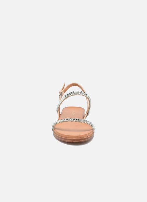 Sandales et nu-pieds Aldo RUBBIE Beige vue portées chaussures
