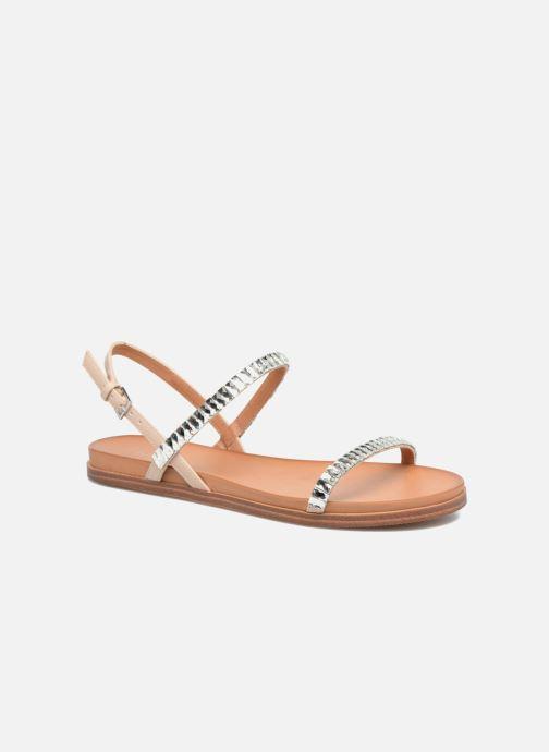 Sandales et nu-pieds Aldo RUBBIE Beige vue détail/paire