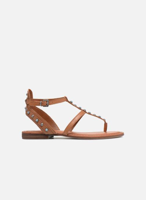 Sandales et nu-pieds Aldo CAREEN Marron vue derrière
