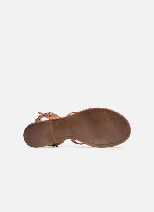 Sandales et nu-pieds Aldo CAREEN Marron vue haut