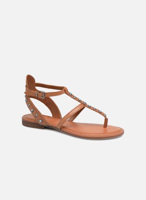Sandales et nu-pieds Aldo CAREEN Marron vue détail/paire