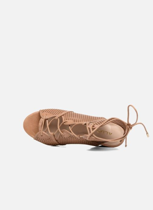 Sandales et nu-pieds Aldo ALICYA Marron vue gauche