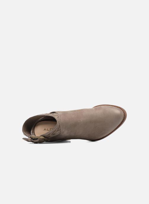 Stiefeletten & Boots Aldo ADRAYNIA braun ansicht von links