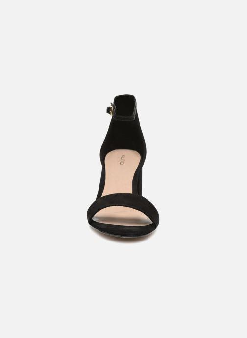 Escarpins Aldo VILLAROSA Noir vue portées chaussures