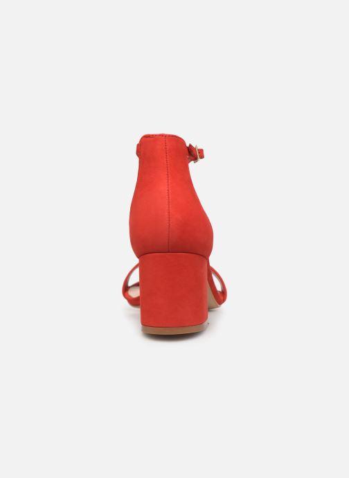 Zapatos de tacón Aldo VILLAROSA Rojo vista lateral derecha