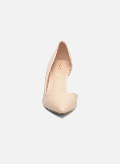 Escarpins Aldo ECIDIA Beige vue portées chaussures