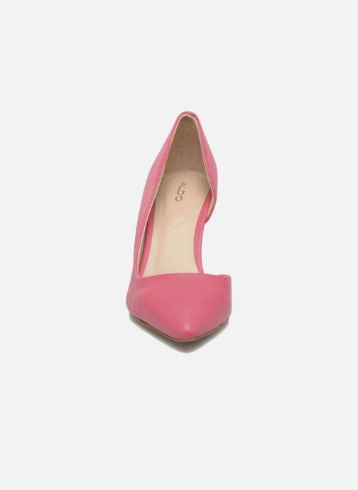 Escarpins Aldo ECIDIA Rose vue portées chaussures