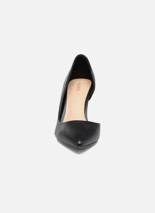 Escarpins Aldo ECIDIA Noir vue portées chaussures