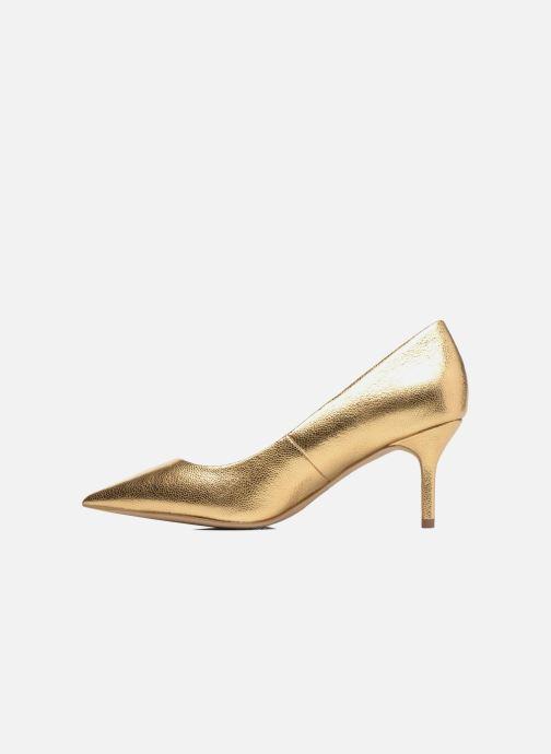 Zapatos de tacón Aldo HARLY Oro y bronce vista de frente