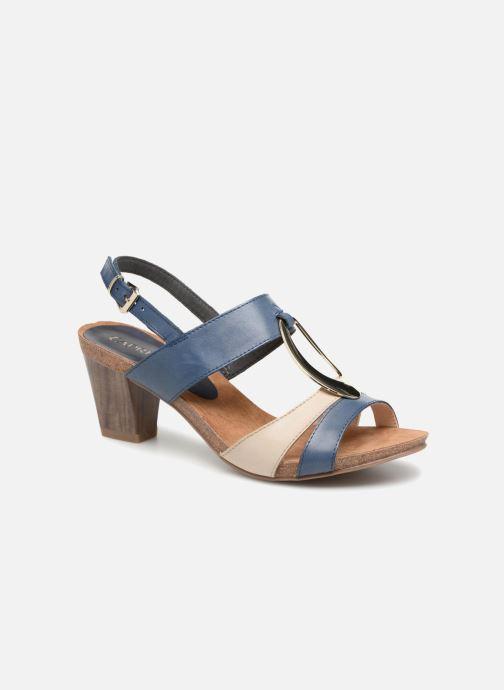 811297ef99b085 Caprice Chenoa (Bleu) - Sandales et nu-pieds chez Sarenza (323760)