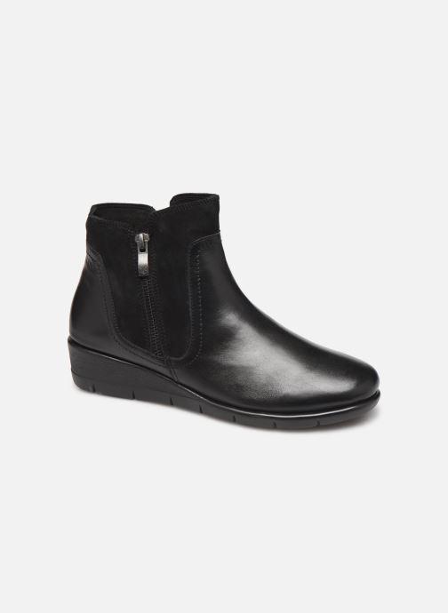 Bottines et boots Caprice Cynthia Noir vue détail/paire