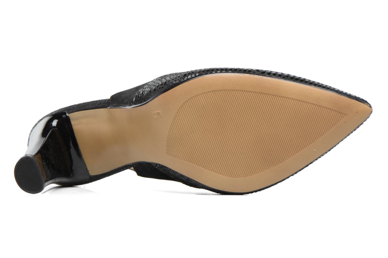 Zapatos de tacón Caprice Effi Negro vista de arriba