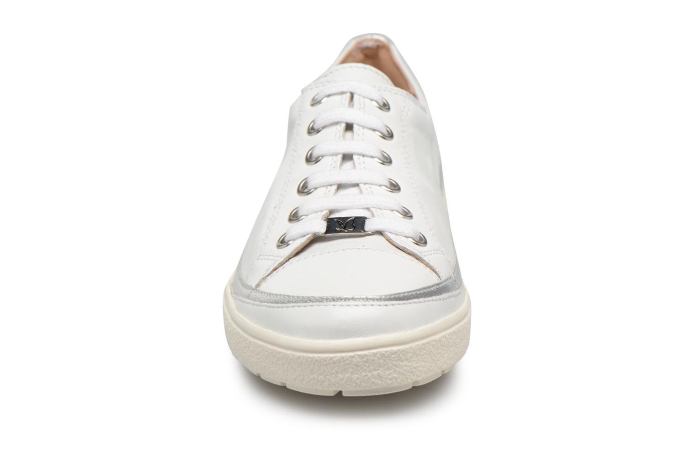 Baskets Caprice Manou Blanc vue portées chaussures