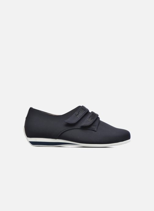 Sneakers Hassia Sanremo 1444 Blauw achterkant
