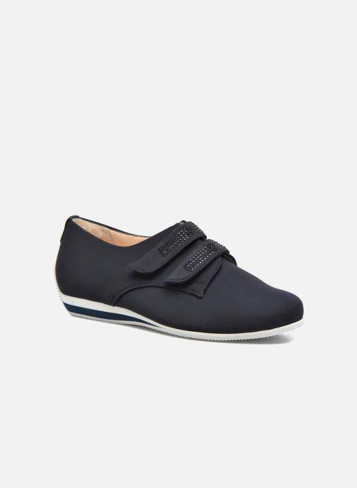 Sneakers Hassia Sanremo 1444 Blauw detail