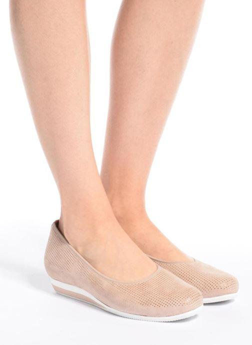 Ballerina's Hassia Sanremo 1406 Roze onder