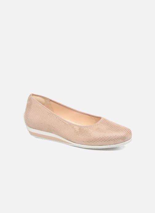Ballerina's Hassia Sanremo 1406 Roze detail