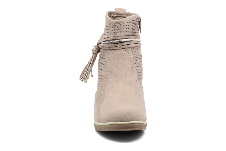 Boots en enkellaarsjes Jana shoes Paz Grijs model