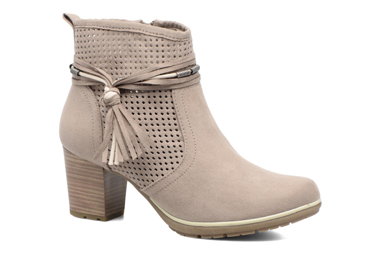 Boots en enkellaarsjes Jana shoes Paz Grijs detail