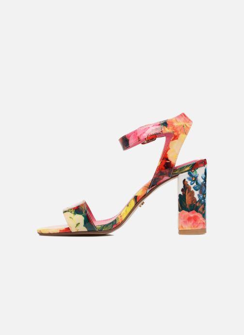 Sandales et nu-pieds Dune London Moonflower Multicolore vue face