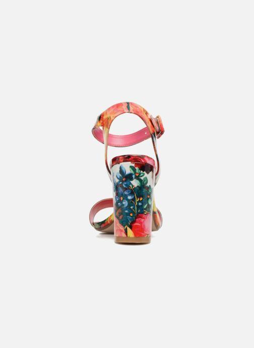 Sandali e scarpe aperte Dune London Moonflower Multicolore immagine destra