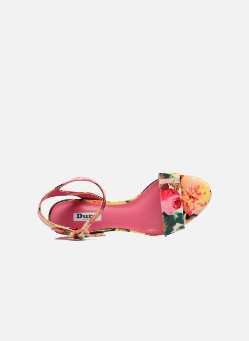 Sandali e scarpe aperte Dune London Moonflower Multicolore immagine sinistra