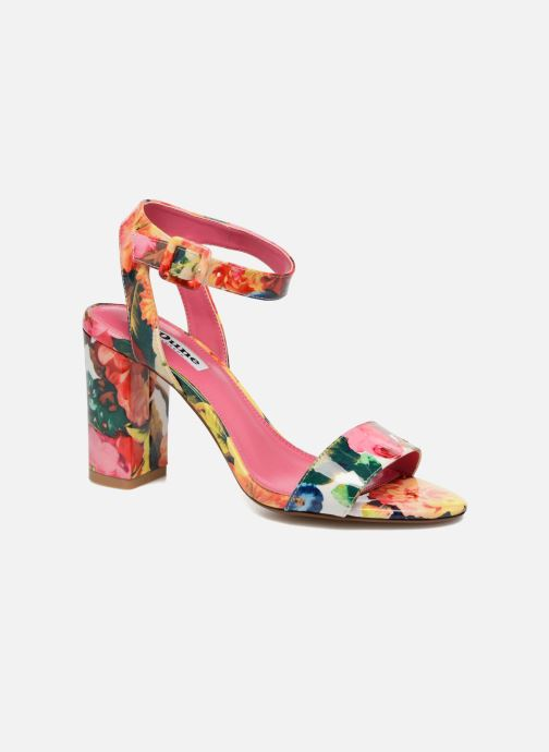 Sandales et nu-pieds Dune London Moonflower Multicolore vue détail/paire