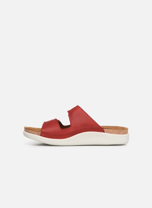 Mules & clogs El Naturalista Koi N5090 Red front view