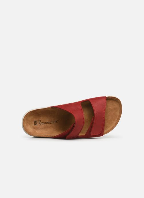 Mules & clogs El Naturalista Koi N5090 Red view from the left