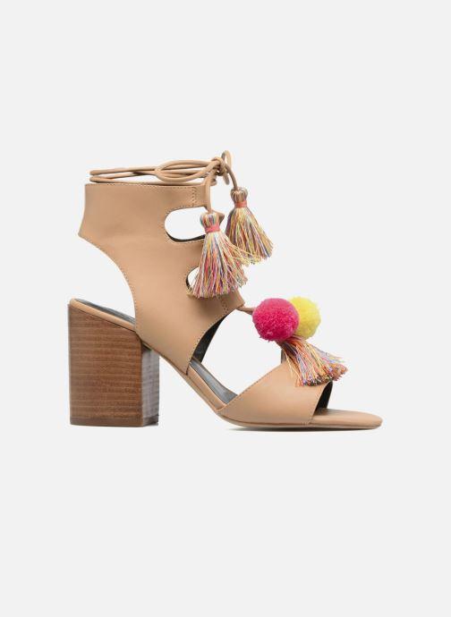 Sandales et nu-pieds Rebecca Minkoff Calissa Noir vue derrière